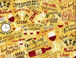 Timeless Treasures Wine Words