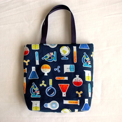 Studio E Geek Chic Small Allover Navy