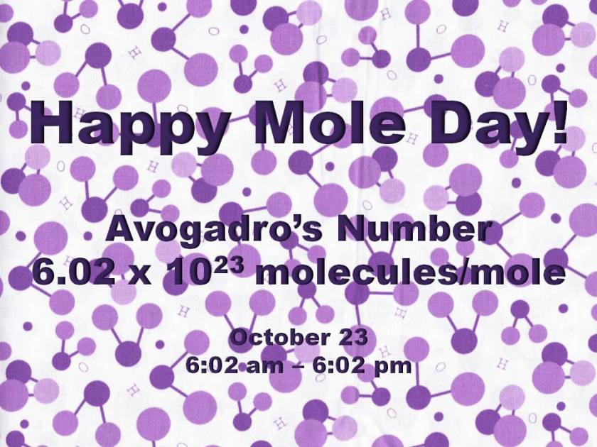 MoleDay