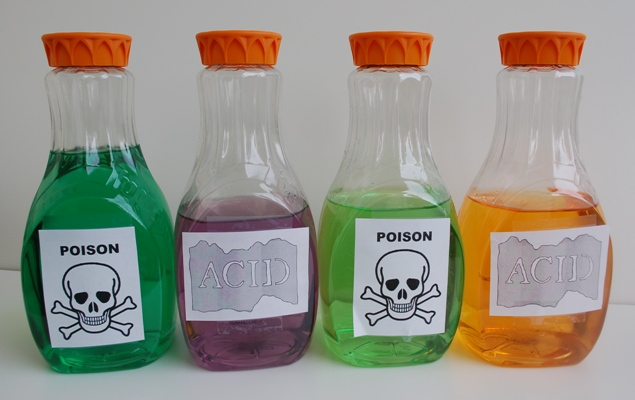 Poison_And_Acid_Bottles