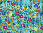 Spring Fling Flower Field
