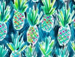 Wild And Fruity Pineapples