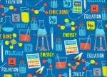 Monster Lab Chemistry Set Blue