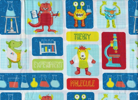 Monster Lab Patches