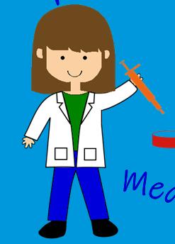 Girl Scientist 1